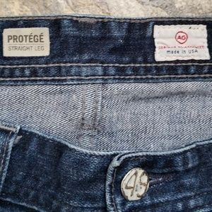 Ag Adriano Goldschmied Jeans - Adriano Goldschmied AG Protege Straight Leg Jeans
